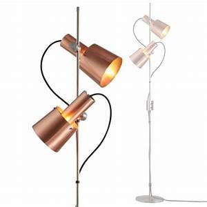 Stehlampe Retro Design : stehlampe im eleganten sixties design chester casa lumi ~ Bigdaddyawards.com Haus und Dekorationen
