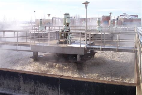 wastewater treatment plant city  great falls montana