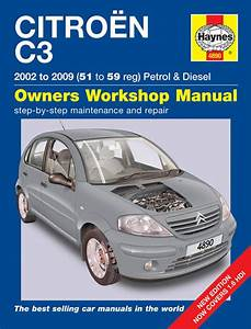 Citroen C3 Service And Repair Manual By Haynes Publishing