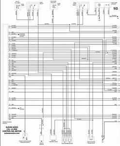 Suzuki - Diagramas Control Del Motor 2002