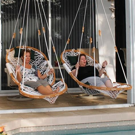 Hammock Chair With Footrest by Hammock Chair Swing With Footrest King Island