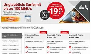 Kabel Vodafone Verfügbarkeit : vodafone 200 mbit internet ber kabel f r 12 mio haushalte ~ Markanthonyermac.com Haus und Dekorationen