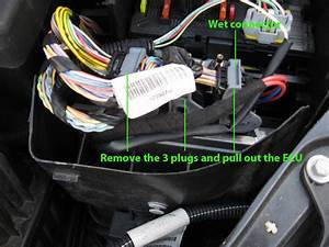 Peugeot 307cc Fixes  307cc Waterlogged Ecu Fix