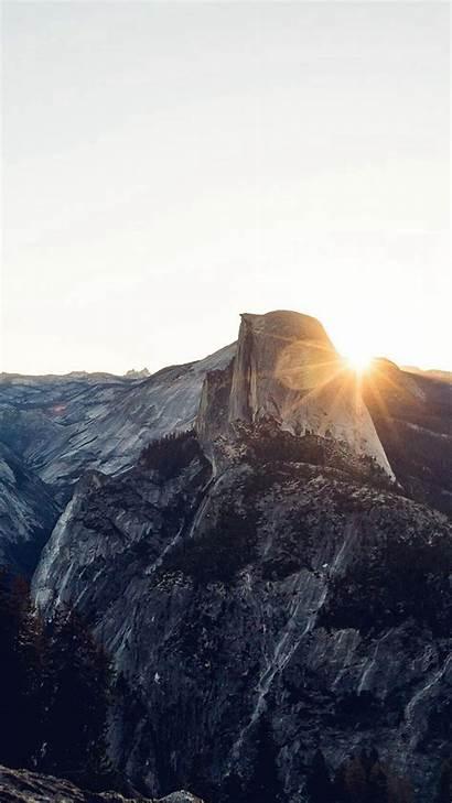 Iphone Yosemite Nature Wood Dome Teddy Half