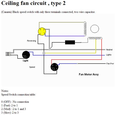 ceiling fan motor wiring ceiling fan motor capacitor wiring diagram get free