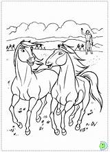 Spirit Coloring Horse Pages Stallion Rain Cimarron Herd Dinokids Printable Getcolorings Cartoons Popular Getcoloringpages Close Coloringhome sketch template