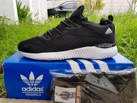 jual sepatu sport adidas alphabounce pria keren di lapak sport center indonesia sellywindyl