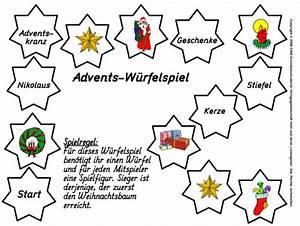 Spiele Für Weihnachten : advents w rfelspiel 1 medienwerkstatt wissen 2006 2017 medienwerkstatt ~ Frokenaadalensverden.com Haus und Dekorationen