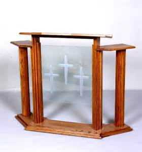 Pulpit Furniture for Churches