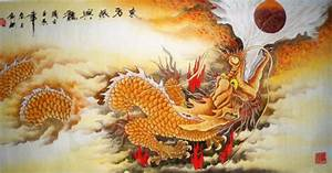 The Symbol of Dragon in Chinese Culture | Chinese Painting ...