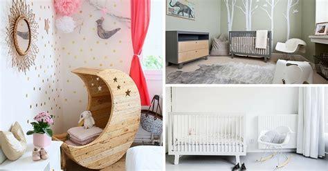 décoration pour chambre de bébé déco chambre bébé quelles sont les dernières tendances