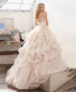 plus size lace spaghetti straps organza ball gown wedding With organza ball gown wedding dress