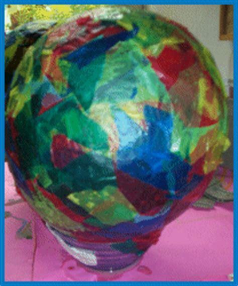 luftballonlaterne basteln im kidswebde