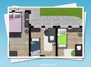 Wohnung Grundriss Zeichnen : grundriss wohnung haus selber zeichnen mit floorplaner ~ Markanthonyermac.com Haus und Dekorationen
