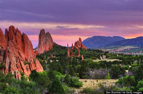 Garden Of The Gods Best Time To Visit by Colorado Is The Most Magical State In America Huffpost