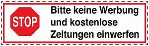 Bitte Keine Werbung Einwerfen Aufkleber Kostenlos : 6x bitte keine werbung einwerfen aufkleber wetterfest 70x21 mm uv best ndig ebay ~ Frokenaadalensverden.com Haus und Dekorationen