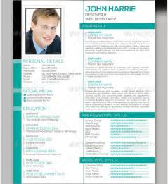 professional resume template 52 free sles exles