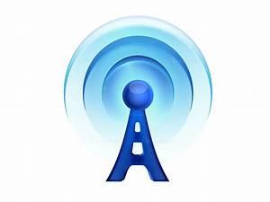 Wireless Wifi Icon PSD