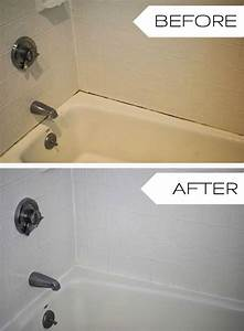 update an old bathtub in three easy steps the chronicles With steps to painting a bathroom