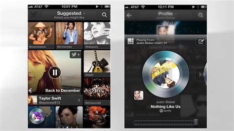 Twitter #music App Launches For Iphone And Web