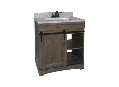 farmhouse style bathroom sink bathroom vanity with sliding barn door bathroom design ideas