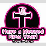 Christian Happy New Year Clipart | 255 x 218 animatedgif 90kB