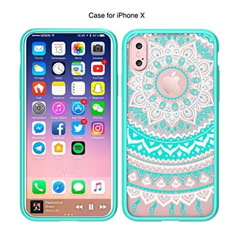 caja de telefono celular pintado  mano  el iphone