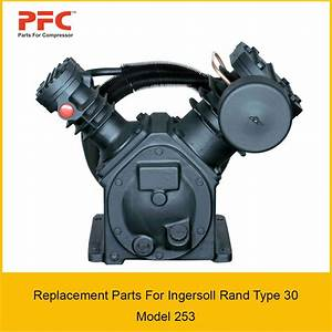 Ingersoll Rand Compressor Replacement Parts Pictures To