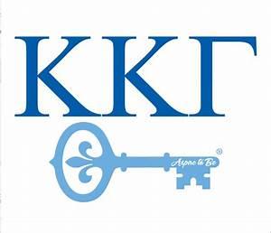 list of greek organizations With kappa kappa gamma letters
