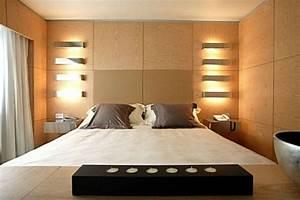 Leuchten Für Schlafzimmer : stilvolle ideen f r die beleuchtung im schlafzimmer ~ Lizthompson.info Haus und Dekorationen
