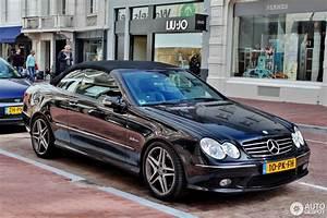 Mercedes Clk Cabriolet : mercedes benz clk 55 amg cabriolet 13 september 2015 autogespot ~ Medecine-chirurgie-esthetiques.com Avis de Voitures