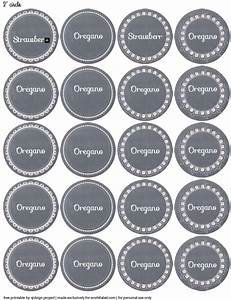 doodle chalkboard pantry multipurpose labels With editable circle labels
