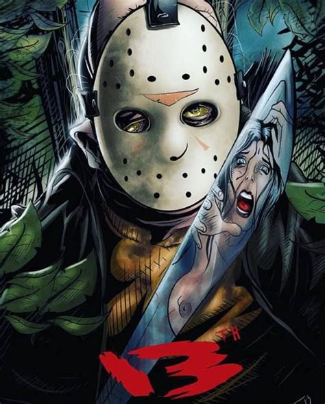 1000 images about horror jason voorhees friday the