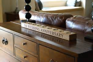 5th wedding anniversary ideas 5th wedding anniversary wooden gift ideas makemesomethingspecial
