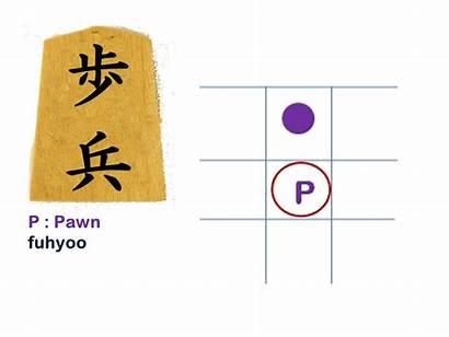 Tai Shogi Between Row