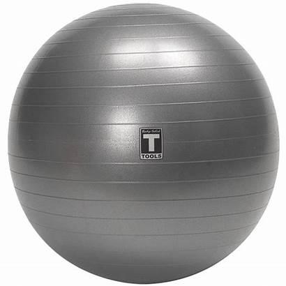 Ball Gym Balls Exercise Yoga Clipart Solid