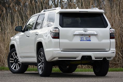 Toyota Four Runner 2014 by 2014 Toyota 4runner Limited Review Photo Gallery Autoblog