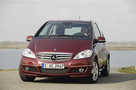 Mercedes A Class Picture by 2009 Mercedes A Class Review Top Speed