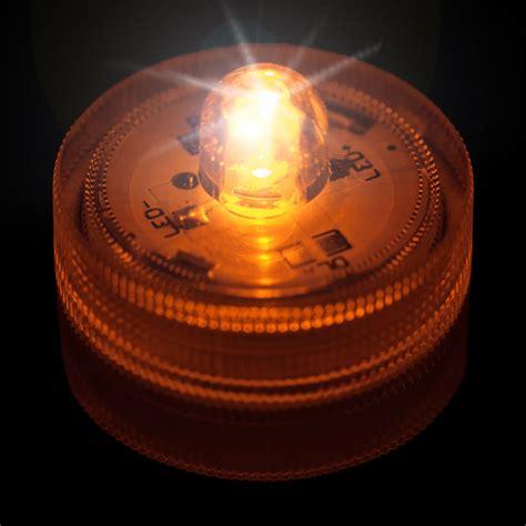 orange led lights orange submersible led light