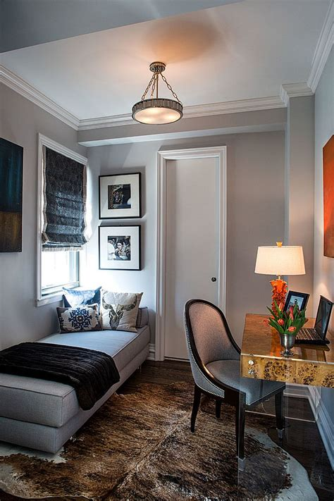 Sharps Bedroom Home Office by 23 Space Savvy Home Offices That Utilize Their Corner Space
