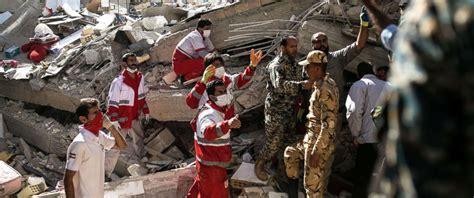 killed thousands injured  earthquake  iran