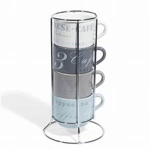 Support Tasse à Café : tasse et th i re maisons du monde ~ Teatrodelosmanantiales.com Idées de Décoration