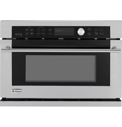 zsckss ge monogram built  oven  advantium speedcook technology  monogram