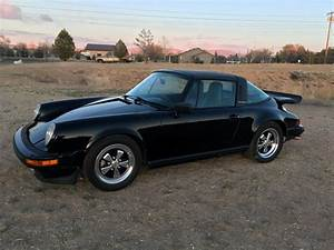 Porsche 911 Targa 1980 : awesome 1988 porsche 911 targa 1980 porsche 911 carrera targa triple black air cooled w air ~ Maxctalentgroup.com Avis de Voitures
