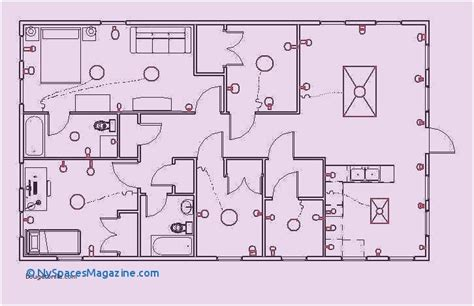 83 beautiful house plan electrical symbols new york