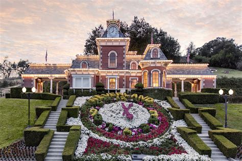 the story of michael jackson s neverland homeadverts luxury real estate for sale and