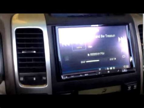 como instalar radio alpine en toyota land cruise youtube