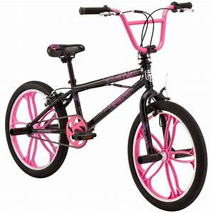 20 U0026quot  Mongoose Craze Freestyle Girls U0026 39  Bmx Bike