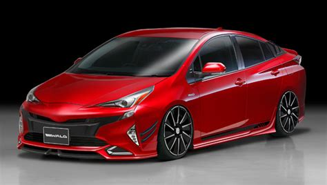 Who Would Have Guessed Toyota's Prius And Alphard Could