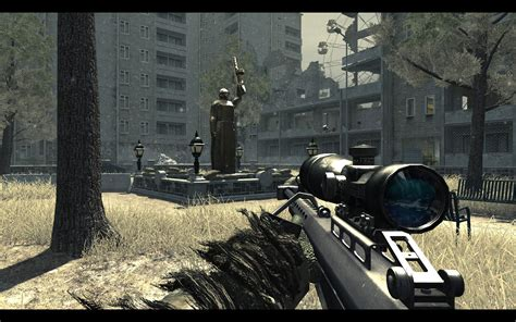 Factory New Barrett .50 cal (Call of Duty 4: Modern ...